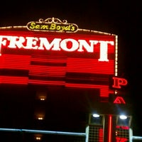 Photo taken at Fremont Hotel & Casino by Kathy C. on 2/17/2013