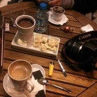 1/21/2013 tarihinde Ecenur G.ziyaretçi tarafından Kahve Dünyası'de çekilen fotoğraf