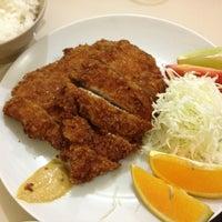 Photo taken at Ajissai Restaurante by Toshio C. on 12/23/2012