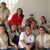 Photo taken at liceo bilingue cideb by Liseth O. on 5/15/2014