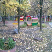 Photo taken at Детский сад № 97 by Yuliya M. on 10/8/2013