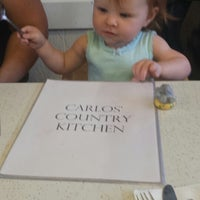 Photo taken at Carlos' Country Kitchen by James G. on 7/27/2014