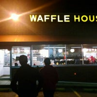 Photo taken at Waffle House by Tim P. on 10/30/2015