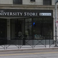 Photo taken at The University Store on Fifth by Tim P. on 8/13/2013