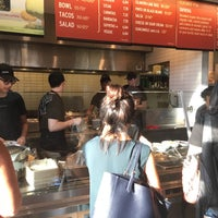 Photo taken at Chipotle Mexican Grill by Stu L. on 7/26/2016