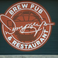 Photo taken at Dempsey's Brew Pub & Restaurant by Stu L. on 6/25/2013