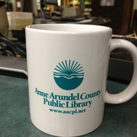 Photo taken at Severna Park Community Library: Anne Arundel County Public Library (AACPL) by Stu L. on 3/14/2013