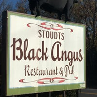 Photo taken at Stoudts Black Angus Restaurant & Pub by Stu L. on 11/5/2016