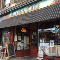 Photo taken at Autumn Cafe by Lenore K. on 9/22/2013