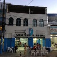 Foto tomada en Sorveteria da Ribeira por Danilo C. el 6/7/2013