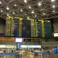 Photo taken at Helsinki Airport  (HEL) by Hendrik M. on 7/9/2013