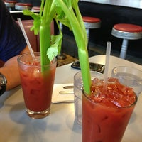 Photo taken at Square Diner by Marzi A. on 7/28/2013