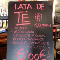 Photo taken at Cafe de Indias Coffee Shop by Ricardo C. on 6/28/2013