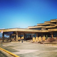 Photo taken at Rapid City Regional Airport (RAP) by Kate L. on 4/7/2013