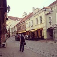 Снимок сделан в Atrium Hotel Vilnius пользователем Nikita B. 5/14/2013