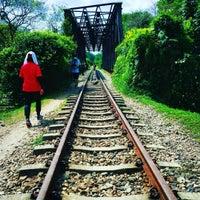 Photo taken at Railway Bridge (Upper Bukit Timah Road) by reichen y. on 1/9/2016
