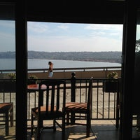 """Photo taken at Goldfish Point Cafe by Rick """"The Undaunted Dad"""" D. on 9/9/2013"""