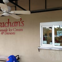 Photo taken at Strachan's Ice Cream by Brian K. on 12/28/2012