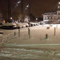 Photo taken at Gare SNCF de La Souterraine by sophie M. on 2/25/2013