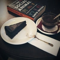 """Foto tomada en Choco Cafe """"U Červené Židle"""" por Veronika el 10/14/2012"""