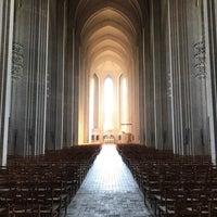 Photo taken at Grundtvigs Kirke by Logan L. on 8/29/2017