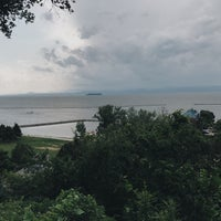 Photo taken at Battery Park by Logan L. on 8/12/2017