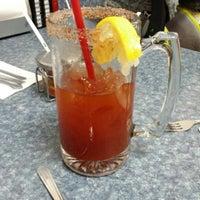 Photo taken at Brandon's Diner by Alex B. on 8/30/2014