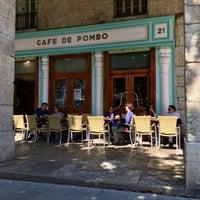 Photo taken at Café de Pombo by Luis d. on 4/9/2017