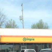 Photo taken at Blimpie by Raleigh C. on 5/6/2013