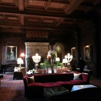 Photo taken at Cliveden House by Kirstyn S. on 11/17/2012