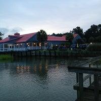 Photo taken at Dockside by Elsa V. on 8/18/2013