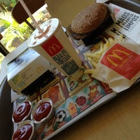 Photo taken at McDonald's by Italo M. on 1/3/2013