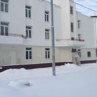 "Photo taken at Детский сад ""Лесная сказка"" by Dmitriy P. on 1/21/2013"
