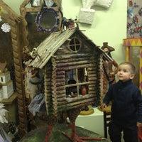 12/22/2012 tarihinde Julia T.ziyaretçi tarafından Музей кукол'de çekilen fotoğraf