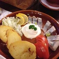 Photo taken at Alaus Restoranas Cicinskas by sanchesofficial on 1/3/2013