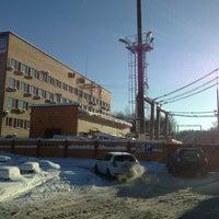 Photo taken at Южные Электрические Сети by sanchesofficial on 1/22/2013