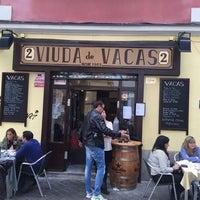Photo taken at Viuda de Vacas by Nev H. on 11/2/2014