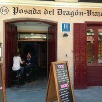Foto tomada en Hotel Posada del Dragon por Nev H. el 9/9/2013