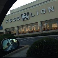 Photo taken at Food Lion Grocery Store by Stephanie D. on 9/19/2013