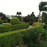 Photo taken at Hollis Gardens by Michael V. on 10/27/2012