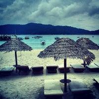 Photo taken at Bubu Long Beach Resort by Aizat R. on 10/12/2012