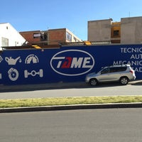 Photo taken at TAME Mecánica Automotriz by Cesar S. on 5/26/2014