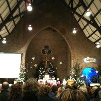 Photo taken at Teresiakerk by John V. on 12/22/2011