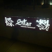 Photo taken at Sitar by Sergio R. on 4/21/2012