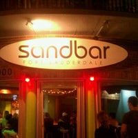 Photo taken at SandBar by David M. on 12/7/2011