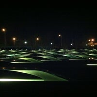 Photo taken at The Pentagon 9/11 Memorial by Mary Ann C. on 1/6/2012