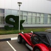 Foto diambil di Skolkovo Business School oleh Dmitry P. pada 8/18/2012
