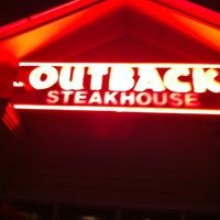 Photo taken at Outback Steakhouse by Maxwell H. on 9/11/2011