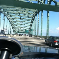 Photo taken at Maine State Line by Alex B. on 8/4/2011