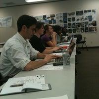 Photo taken at PRSSA HQ by Katie G. on 2/20/2012